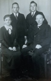 Familie Detering