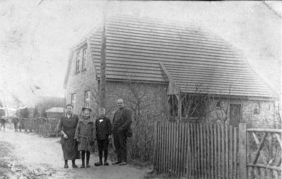 Haus Baumann ca !920/1935
