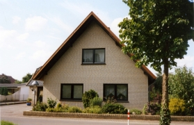 Haus Helmes nach Umbau durch B.Helmes