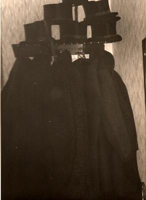 Dieser Kilmerstuten1965, vom Kegelclub meines Vaters galt mir.
